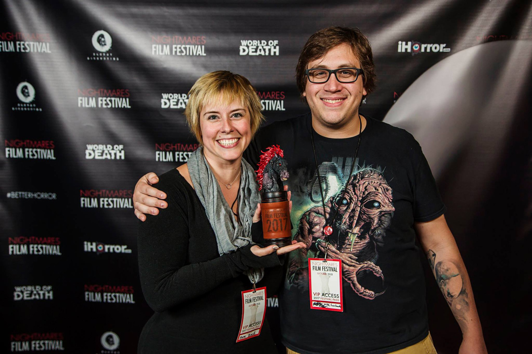 Reel Splatter Productions Nightmares Film Festival Recap New
