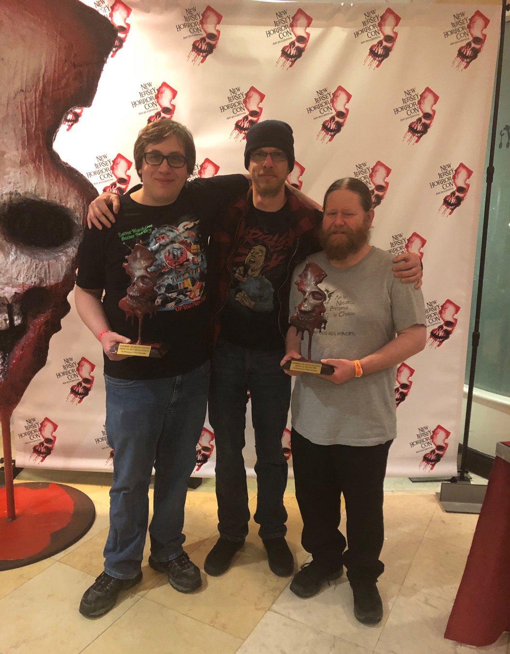 Reel Splatter Productions Doomsday Wins Big At Nj Horror Fest